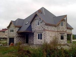 будівництво з піноблоків