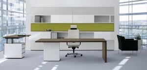 Німецькі офісні меблі