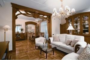 дизайн квартири в стилі модерн